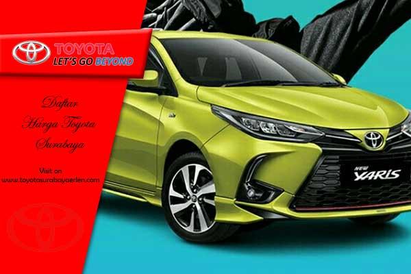 Harga Toyota Murah Di Surabaya Dapatkan Cashback Senilai Jutaan Rupiah Toyota Surabaya Erlen